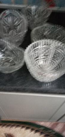 Продам вазочки хрустальные времен СССР