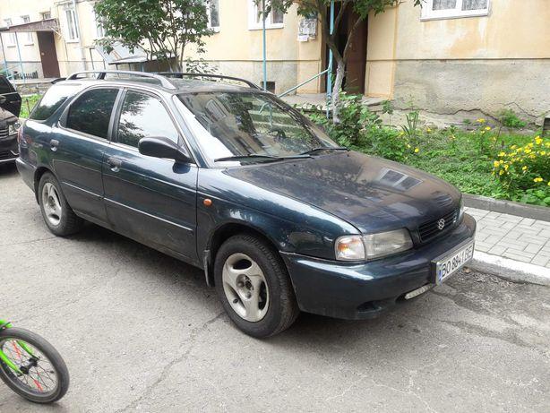 Suzuki baleno 1996 двигун 1.6 газ бензин.