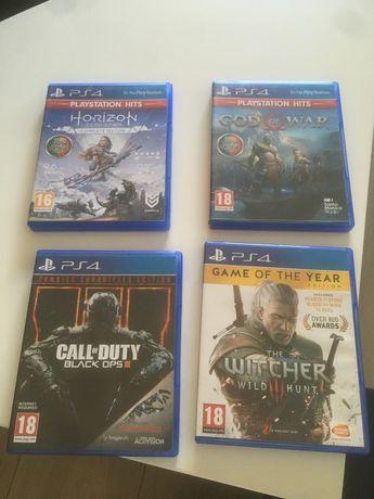 Vendo Jogos PS4 15 euros cada 1