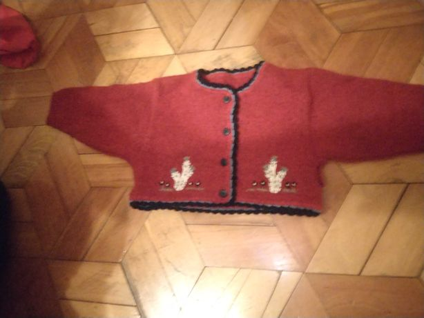 Sweterek Marks&Spencer 6-12M