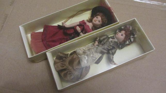 """Дві ляльки . """"Дами епохи"""" DeAgostini ."""