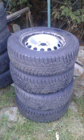 Opony Zimówki  Fiat/Punto/Brawo/Brawa. 195/65 R15