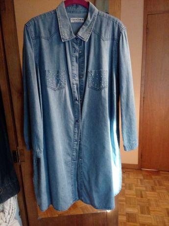 blusas e camisolas oversized de marca nunca usadas, 10€ cada