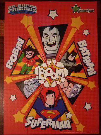 Puzzle Batman/Superman/Robin T A3