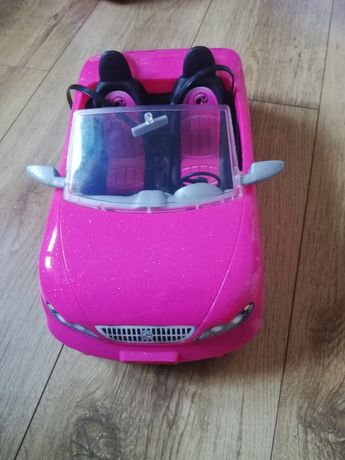 Samochod Barbie cabriolet