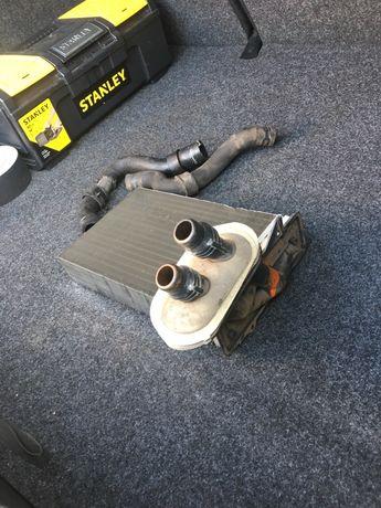 Радиатор печки + патрубки Golf 4