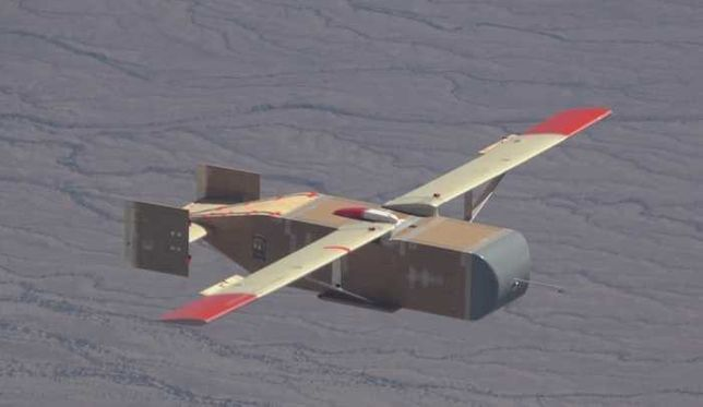 Безпилотник, БПЛА, грузовой дрон, самолет