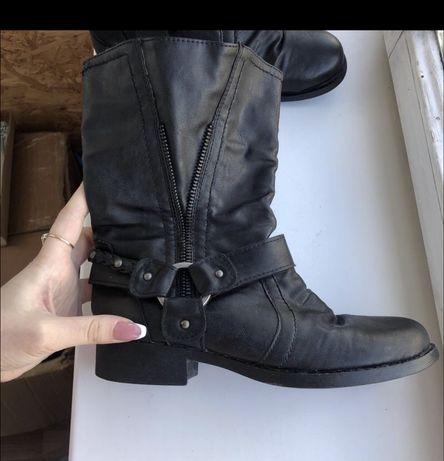 Сапоги осенние ботинки