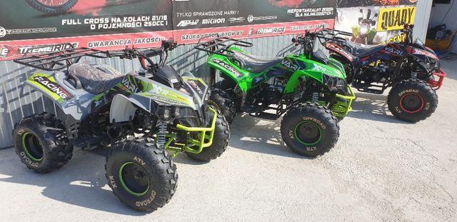 Quad 125cc Varia X MOTOS NOWOŚĆ 2021