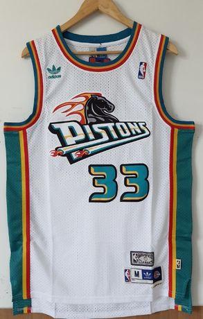 koszulka NBA-Detroit Pistons-Grant Hill
