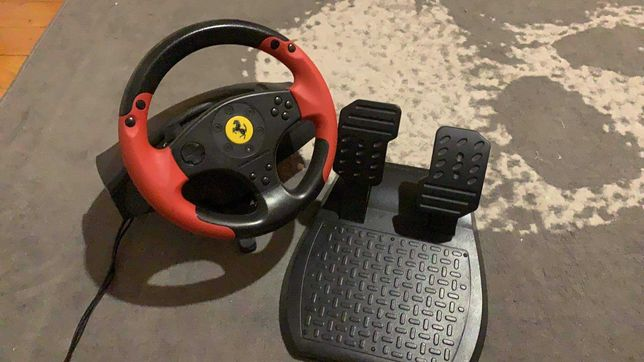 kierownica thrustmaster ferrari racing wheel red legend edition 3 in 1