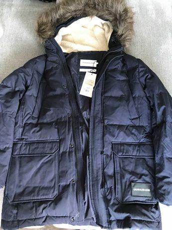 Куртка-пуховик Calvin Klein оригинал зимняя