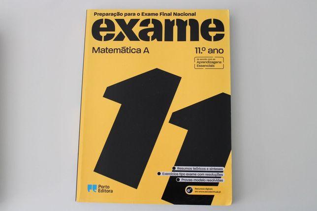 Livro de Preparação para Exame de Matemática A 11⁰ano