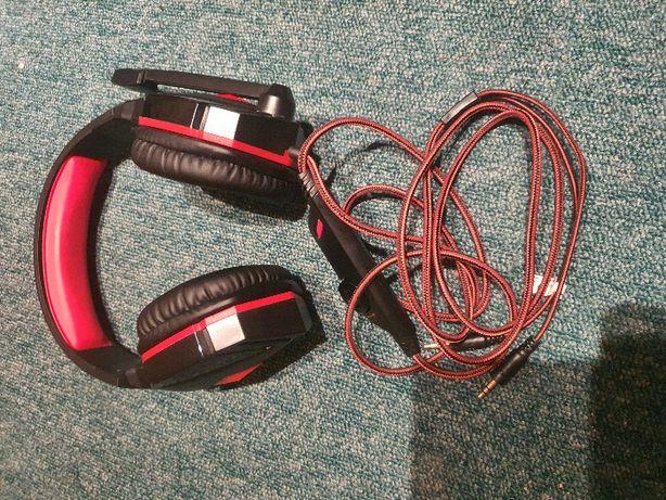 TRACER RAPTOR - Słuchawki z mikrofonem dla Graczy z Mikrofonem