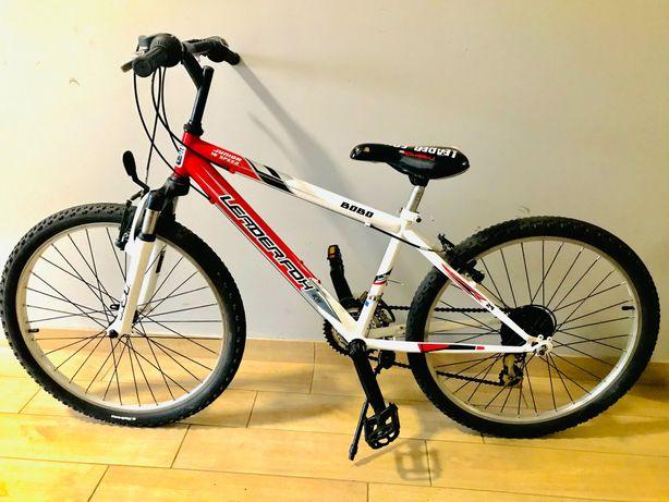 """Rower 24"""" dla chłopca /dziewczynki 8 - 12 lat"""