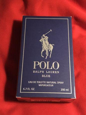 Oryginalna woda perfumowana Ralph Lauren Polo Blue 200 ml