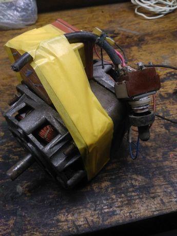Электродвигатель стиральной машинки