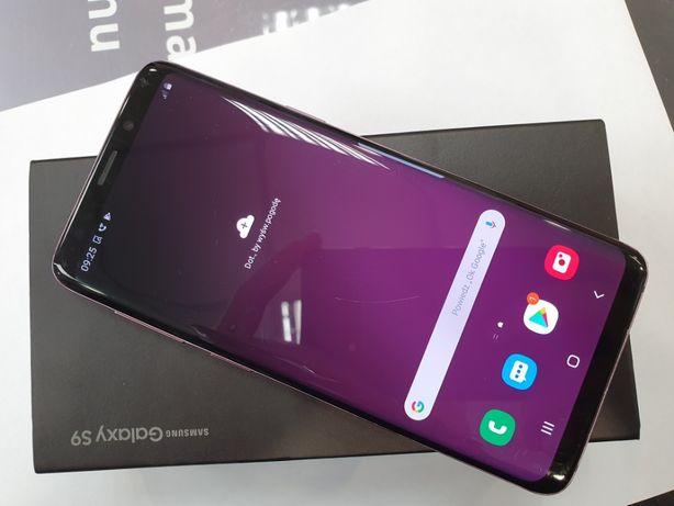 Samsung Galaxy S9 Dual SIM/ Lilac Purple/ 100% sprawny/ Gwarancja
