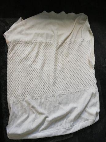 dostawa gratis -pokrowiec na materac 180x200 milky 3D