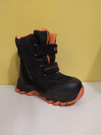 ботинки на зиму, зимние, термо, зимові чоботи, черевики зима