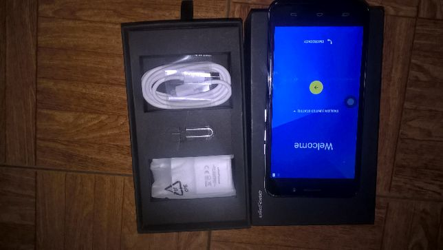 Smartphone Ulefone Metal