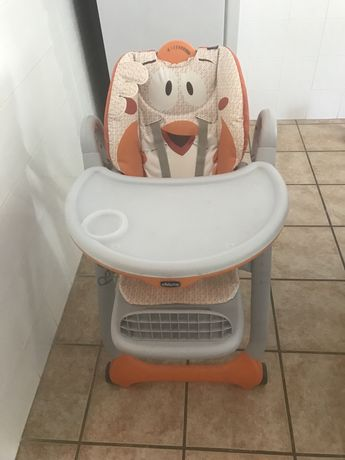 Cadeira refeicao criança