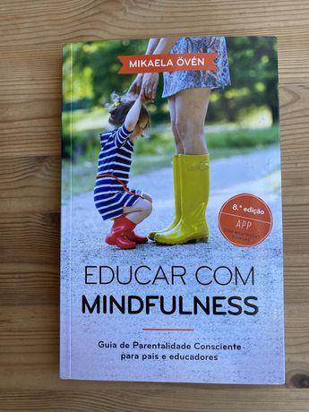 Livro Educar com Mindfulness - Novo