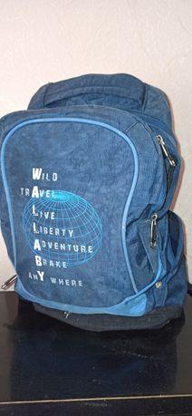 Рюкзак школьный спортивный