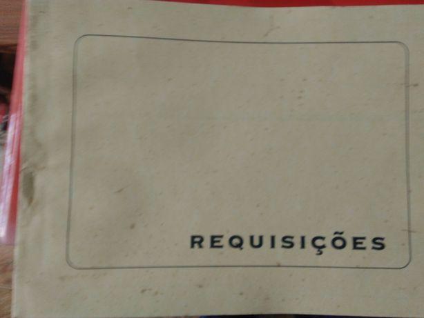Livro de Requisições