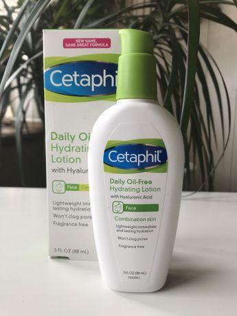 Cetaphil Дневной увлажняющий лосьон с гиалуроновой кислотой, без SPF