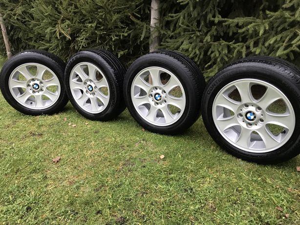 Koła ALU BMW seri 5x120 205/55 R15 OKAZJA Komplet