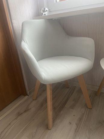 Fotel krzeslo z oparciem