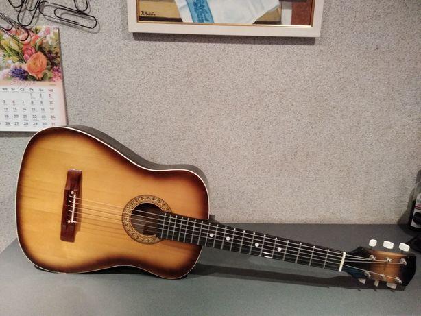 SALE !! Szeroki gryf 48 mm Tania gitara akustyczna Wysyłka !!