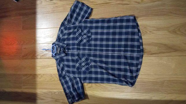 Рубашка XXL з коротким рукавом