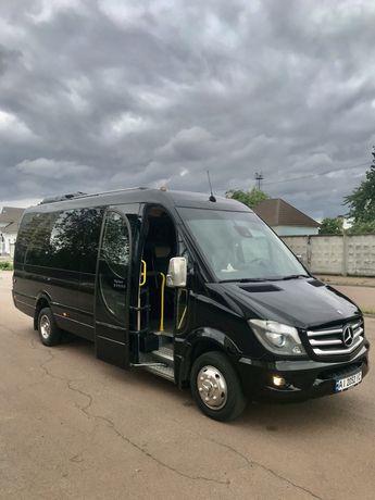Продам мікроавтобус Мерседес Спрінтер 519