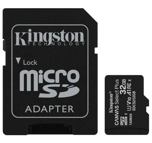 Карта памяти Kingston 32GB microSD