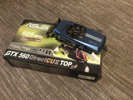 Видеокарта GTX 560 1 GB GDDR5