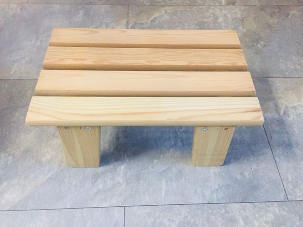 drewniane taborety