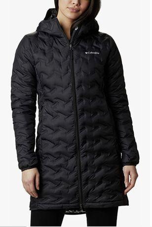 Женская пуховая куртка Columbia Delta Ridge. Размер L.