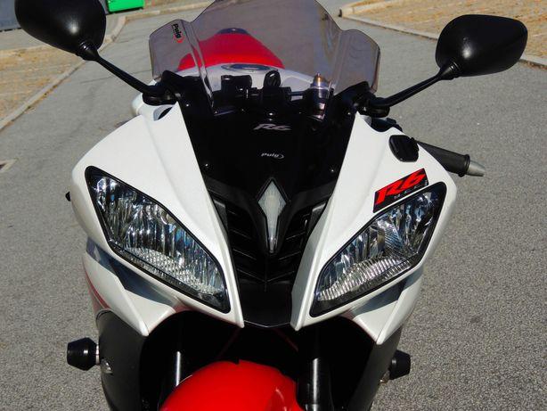 Yamaha r6 rj15 2009