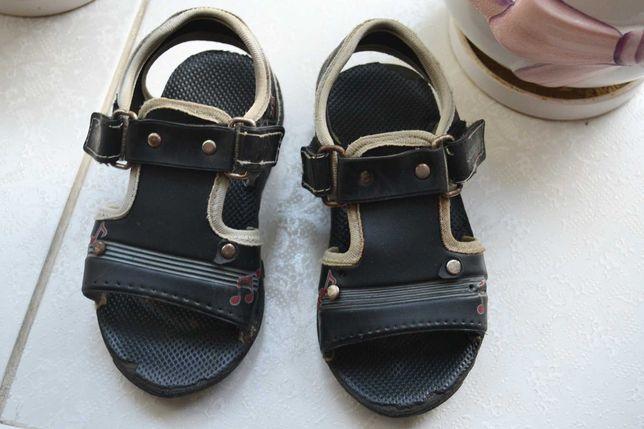 Детские сандалии на мальчика 2 года Размер 22, 23, 24