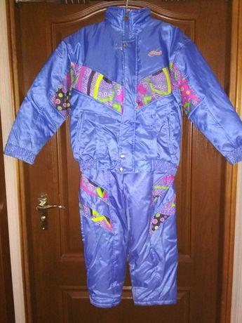 Лыжный костюм Everest Sport детский бу 10 лет 140 размер еверест