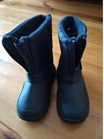 Buty zimowe śniegowce 27