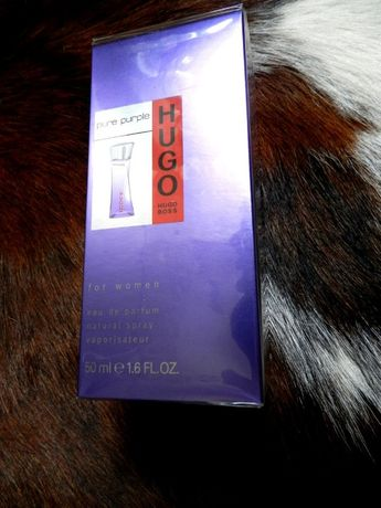 Женская парфюмерная вода Hugo Boss Pure Purple EDP 50 ml Оригинал