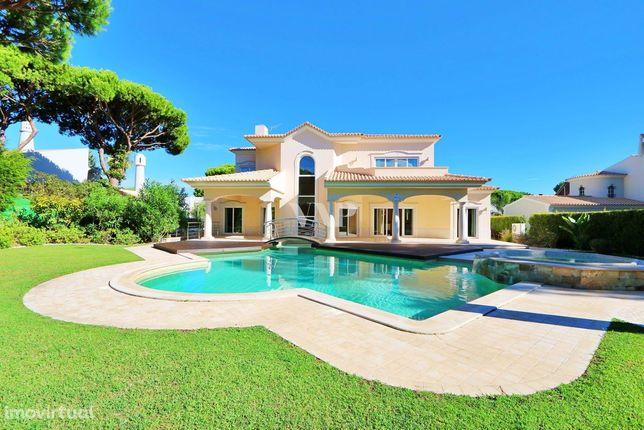 VILAMOURA - Fabulosa moradia V6  com piscina privada