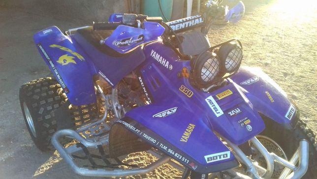 Moto 4 warrior 350