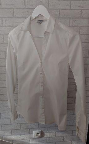 Biała koszula damska rozm. 32 H&M