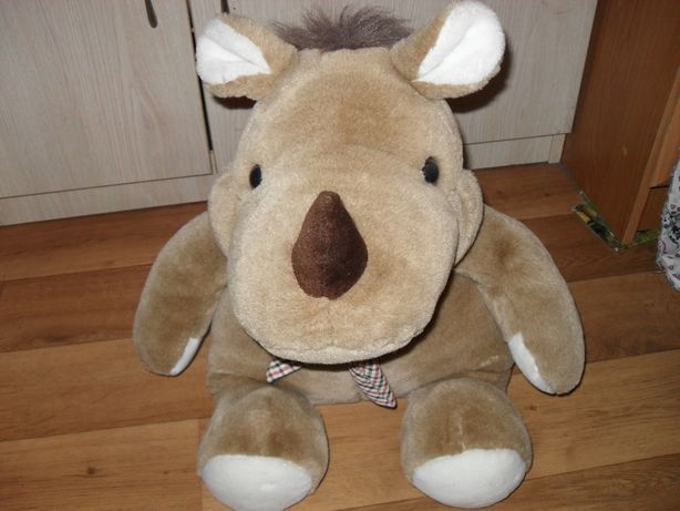 Pluszak nosorożec - 50 cm.