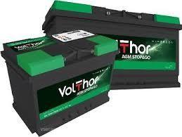 Аккумулятор автомобильный VolThor AGM Start-Stop 6СТ-Ач R+ 70A Словен
