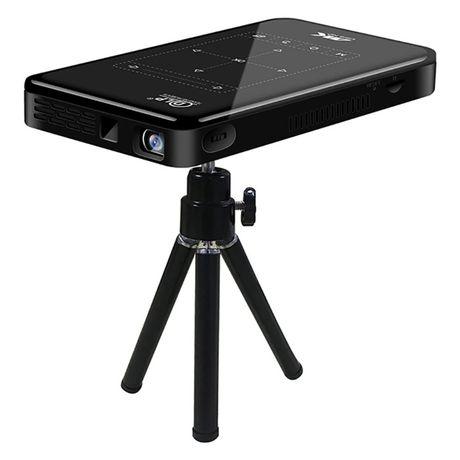 Mini projektor DLP z Adroidem 9 HDMI 2 GB ramu i 32 GB pamieci wbudowa